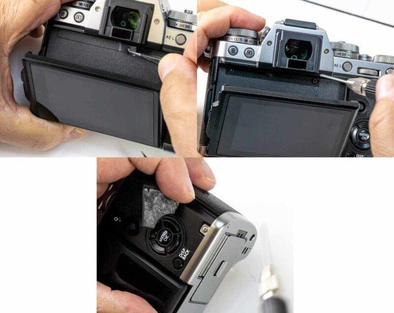 ชำแหละ : แกะกล้องส่องภายใน Fujifilm X-T3 น้องใหม่ X-Series