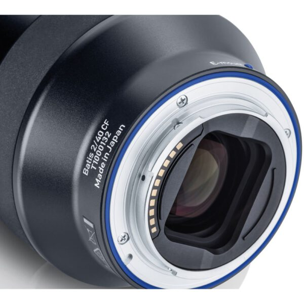 Zeiss Batis Lens 40mm f2 CF for Sony E ประกันศูนย์ 18