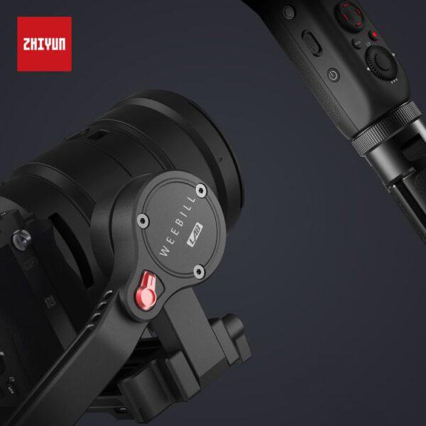 Zhiyun Weebill Lab Handheld Stabilizer Creator Package 8