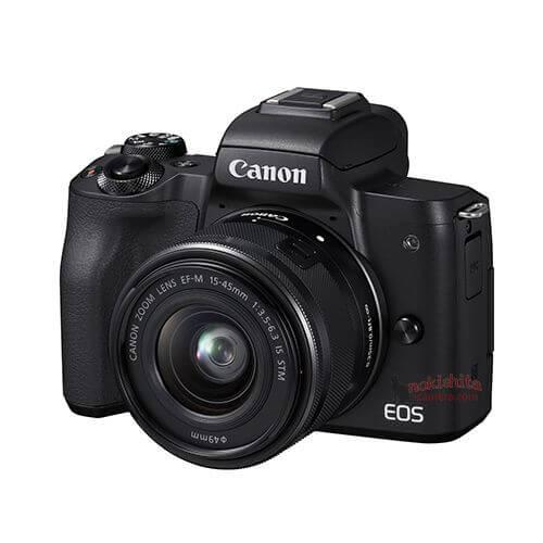 ลือสเปค Canon EOS M50 กล้อง Mirrorless รุ่นล่าสุดจาก Canon