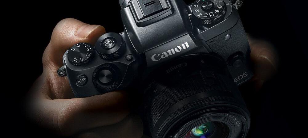 Canon จดทะเบียนกล้อง 3 รุ่น คาด 1 ใน 3 เป็นกล้อง Mirrorless รุ่นใหม่