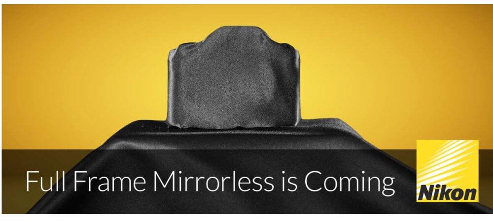 โดนใจมั้ย : เผยภาพ Mockup แรกของ Nikon Mirrorless Fullframe