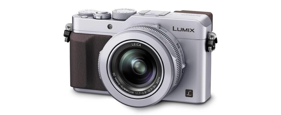 FT5 : คาด Panasonic Lumix LX100 II จะเปิดตัววันที่ 23/8/2018