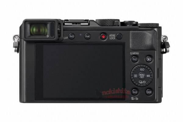 Breaking News : เผยภาพหลุดแรกของ Panasonic Lumix LX100 II