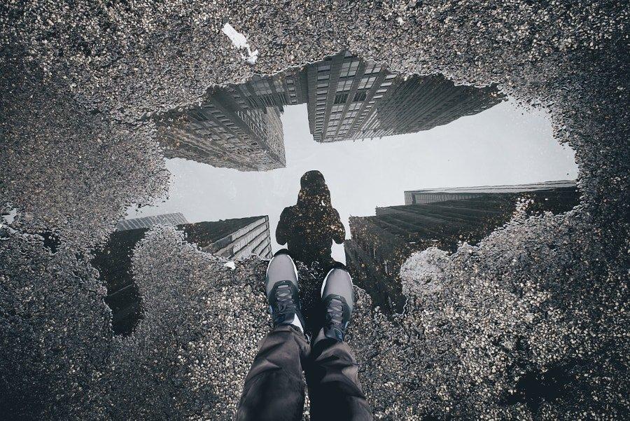 The Reflextion : 6 ไอเดียในการถ่ายภาพสะท้อนในหน้าฝน