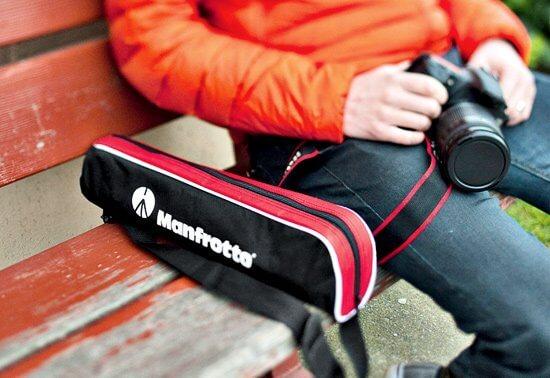 Manfrotto เปิดตัว BeFree รุ่น Carbon Fiber เบาหวิว~ 1.1 กิโลกรัม