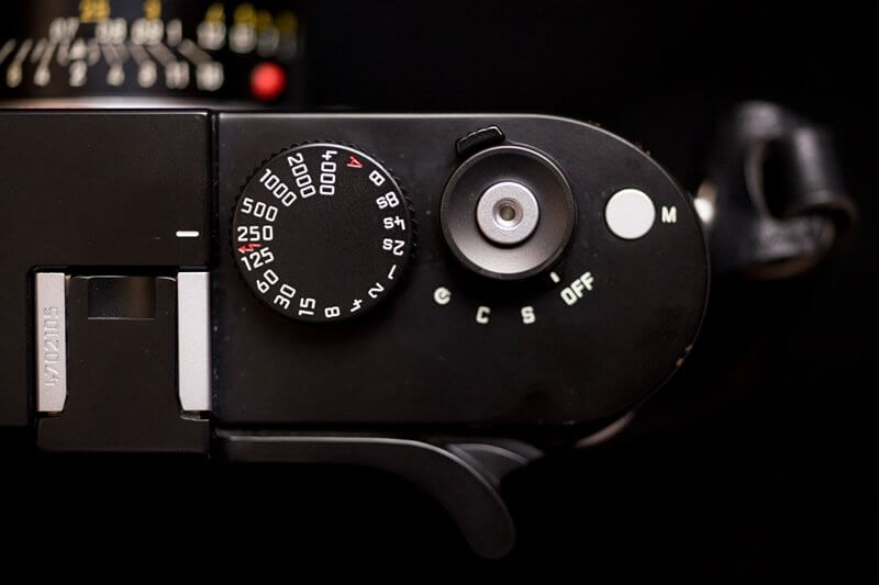 tutorial guide shutter speed dial Zoomcamera 4