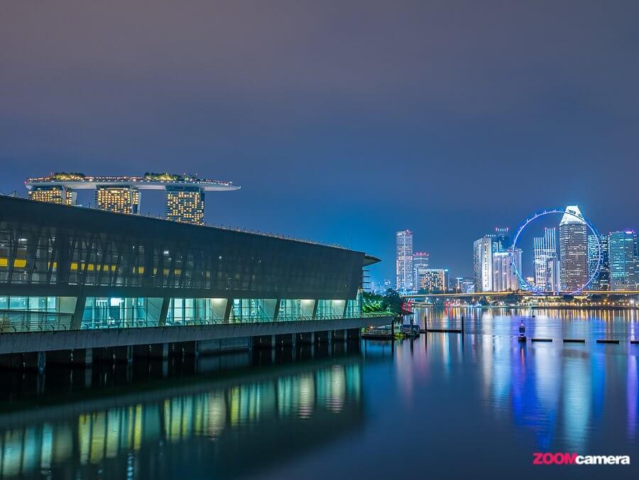 เมื่อผมเอากล้องเซลฟี่ไปถ่ายวิว Review Panasonic GF10 in Singapore