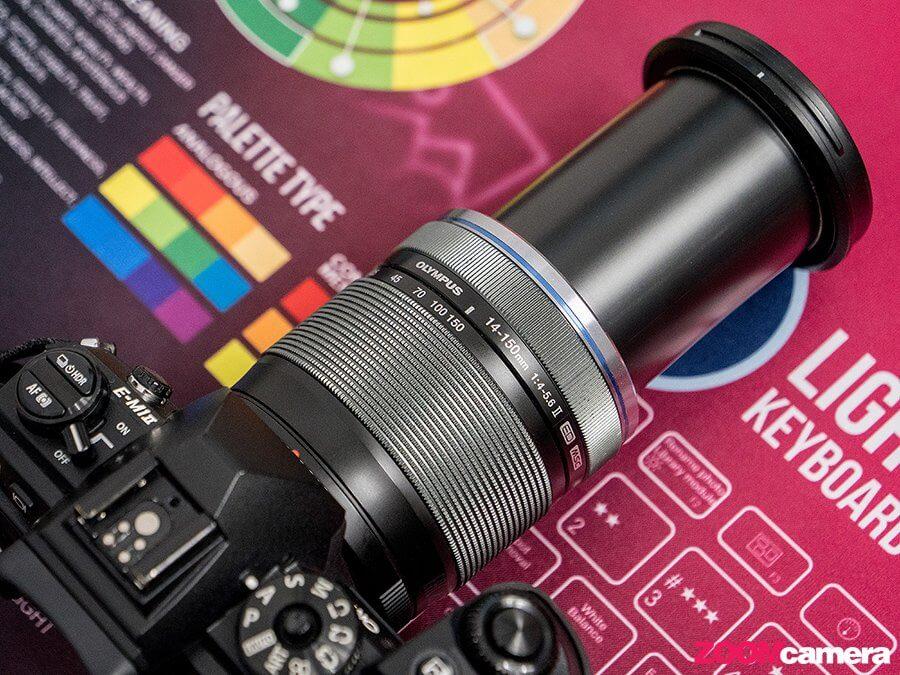 รีวิว Olympus M.ZUIKO DIGITAL ED 14-150mm F4.0-5.6 II เลนส์ตัวเดียวเที่ยวทั่วโลก
