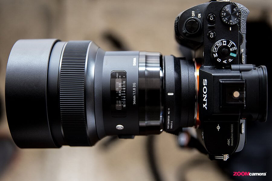 SIGMA 14mm F1 8 DG HSM ART overview 2