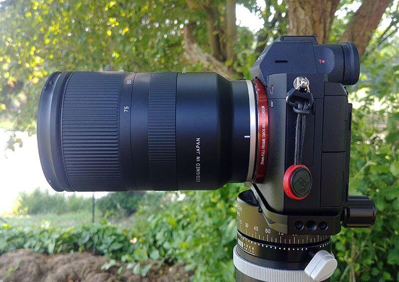 รีวิว Tamron 28 75mm F2 8 DI III RXD For Sony FE 2