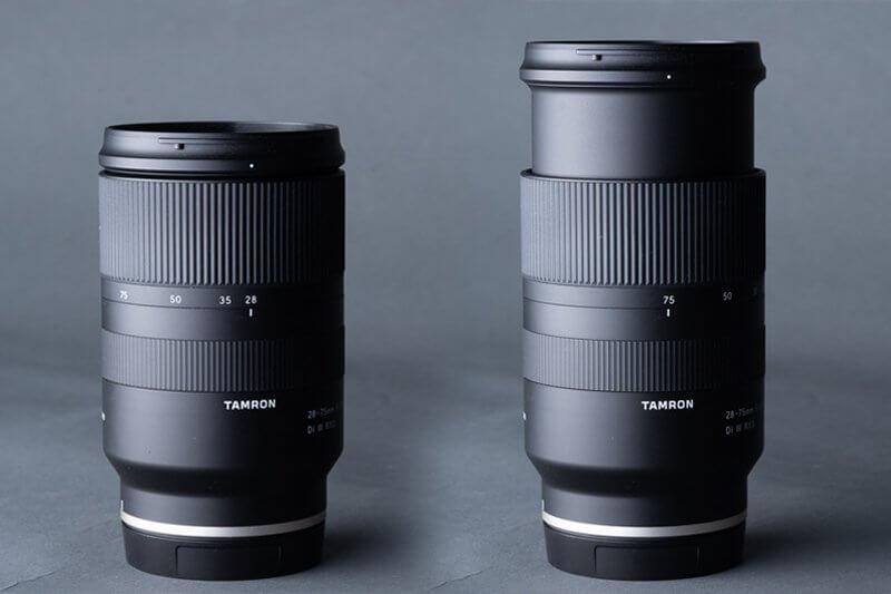 รีวิว Tamron 28 75mm F2 8 DI III RXD For Sony FE 6