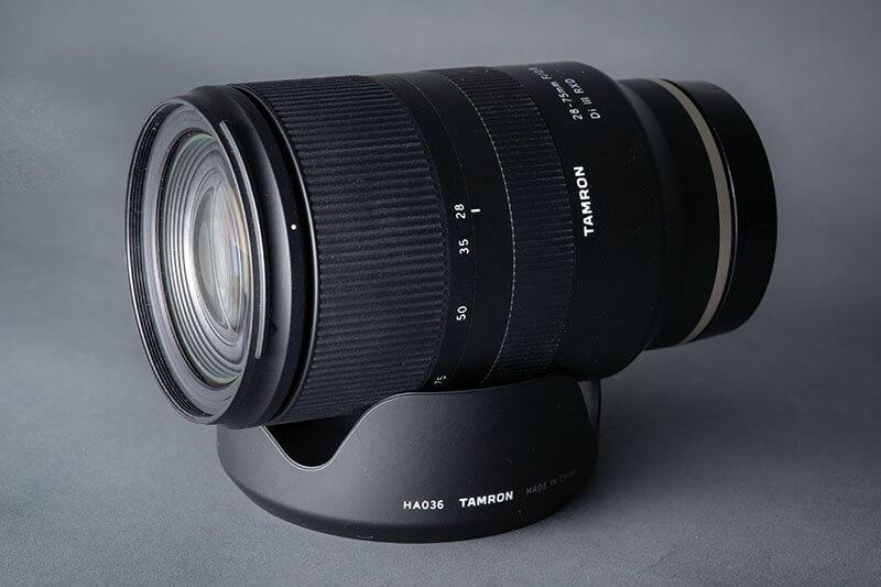 รีวิว Tamron 28 75mm F2 8 DI III RXD For Sony FE