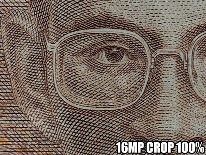 1 16MP crop 100