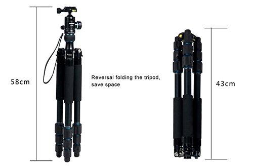 Preview The Transformer Tripod : Fotopro CT-5A