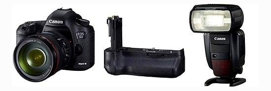 Canon EOS 5D Mark III กล้องรุ่นใหม่สายพันธุ์โปรจากแคนนอน