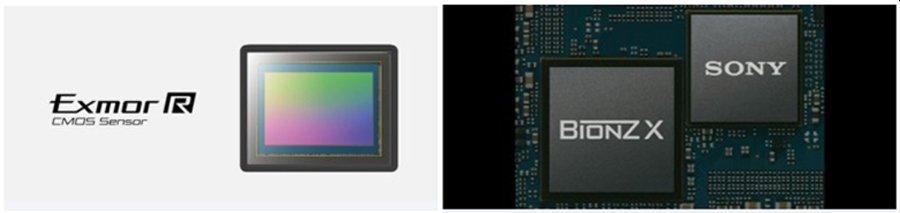 A7 III BSI CMOS และ ชิพ bionz