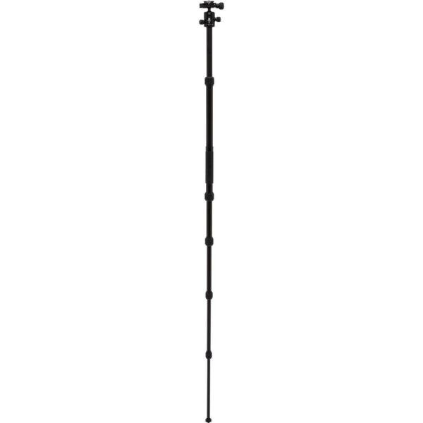 Benro FTR19AB0G BLK Tripster Series 1 Travel Aliminium TripodMonopod Kit Black 3
