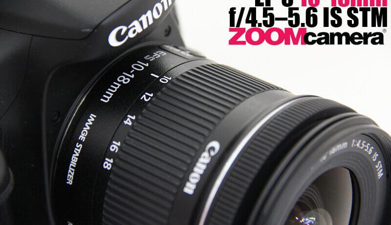Canon 10 18mm IS STM 1