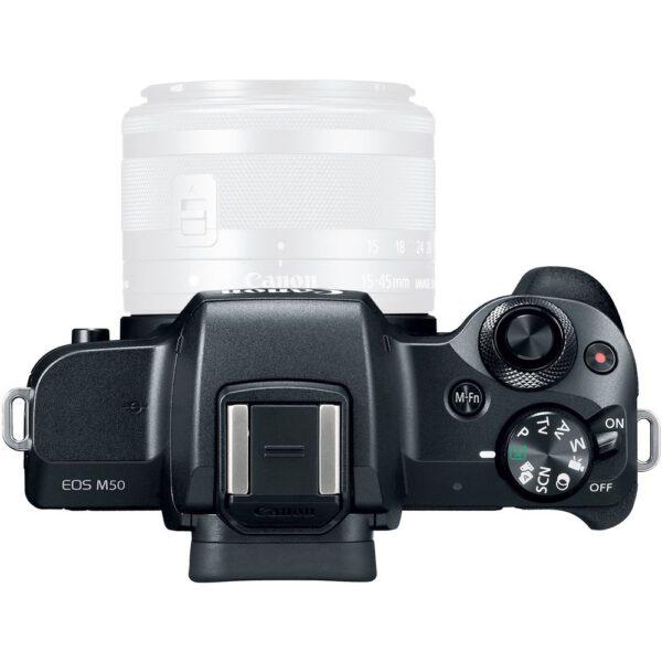 Canon EOS M50 body Black ประกันศูนย์ 3