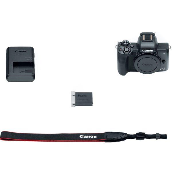 Canon EOS M50 body Black ประกันศูนย์ 4