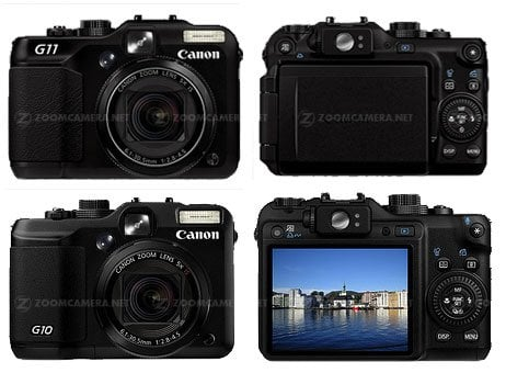 Canon G11 G10 2