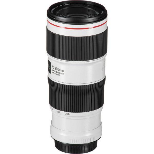 Canon Lens EF 70 200mm F4L IS II USM ประกันศูนย์ 10