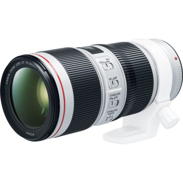 Canon Lens EF 70 200mm F4L IS II USM ประกันศูนย์ 12