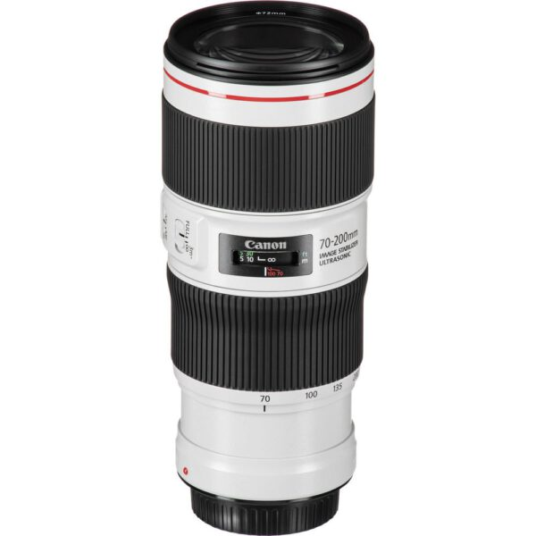Canon Lens EF 70 200mm F4L IS II USM ประกันศูนย์ 7