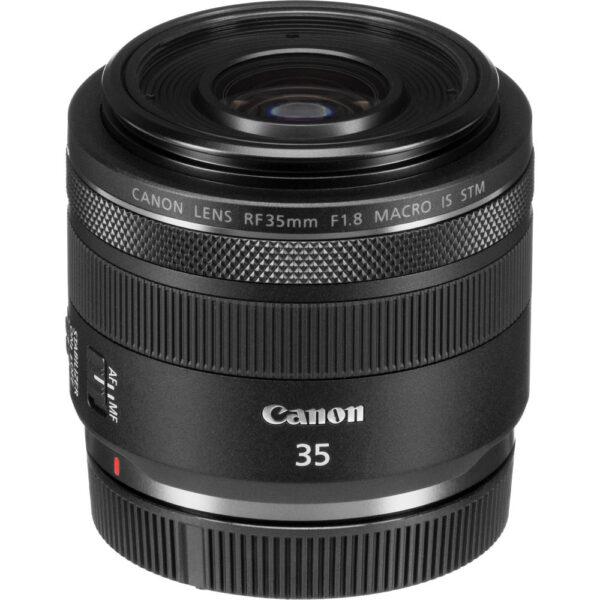 Canon Lens RF 35mm F1.8 Macro ประกันศูนย์ 10