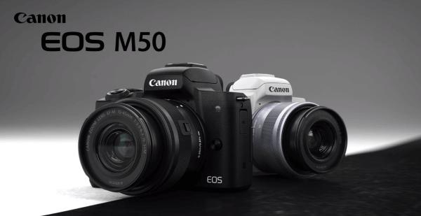 Canon eos m501