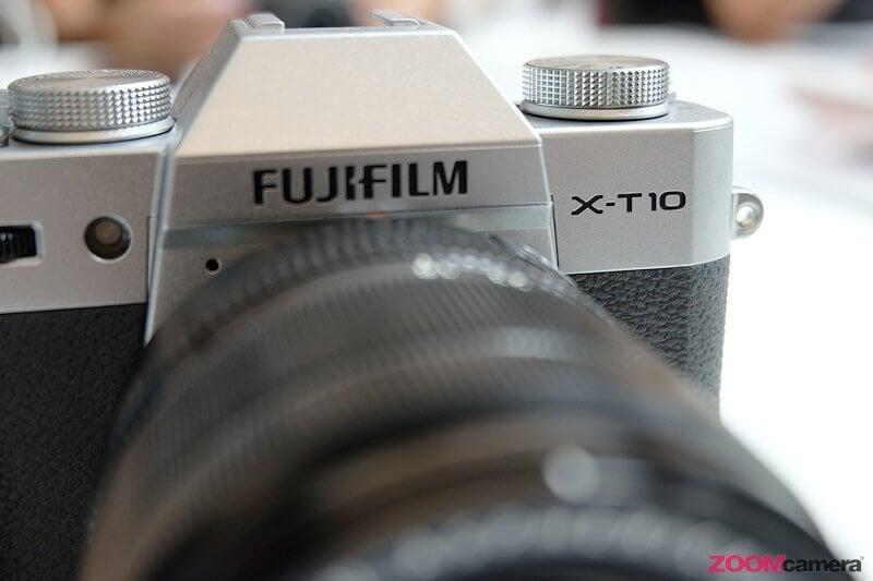 First Impressions Review Fujifilm X-T10 สเปคเยี่ยม ขนาดกำลังดี ราคาคุ้ม ชอบเลย!