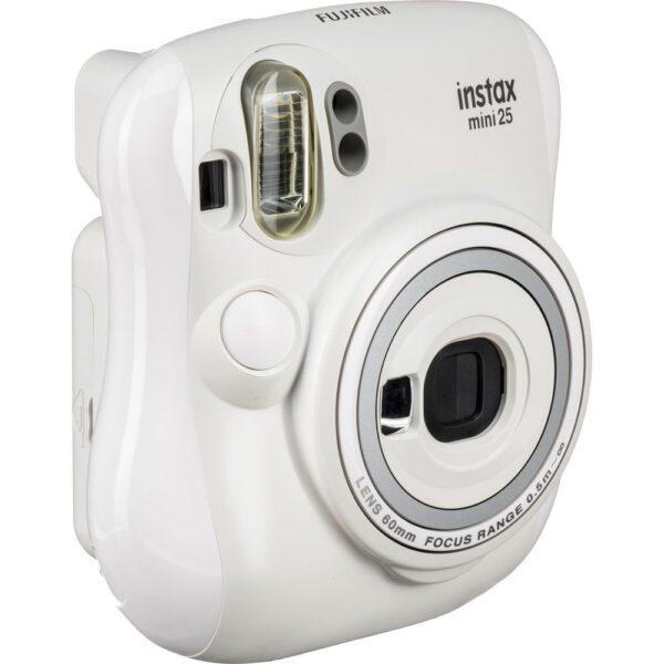 Fujifilm Instax mini 25 White Bundled with 35F2 Thai 8