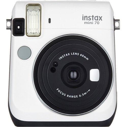 Fujifilm Instax mini 70 White 1