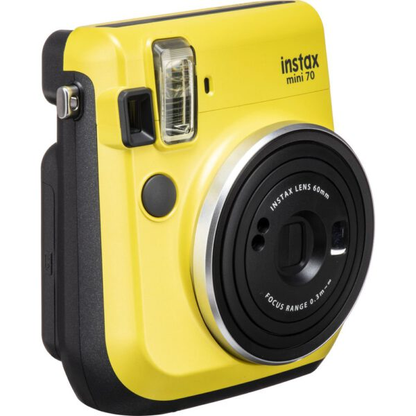 Fujifilm Instax mini 70 Yellow 1