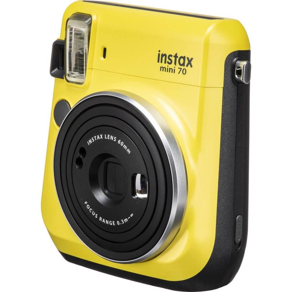 Fujifilm Instax mini 70 Yellow 2