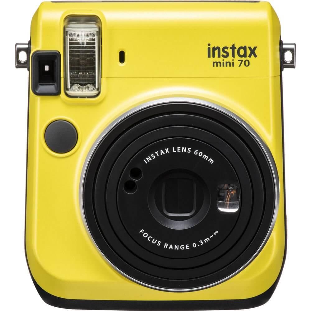 Fujifilm Instax mini 70 Yellow 4