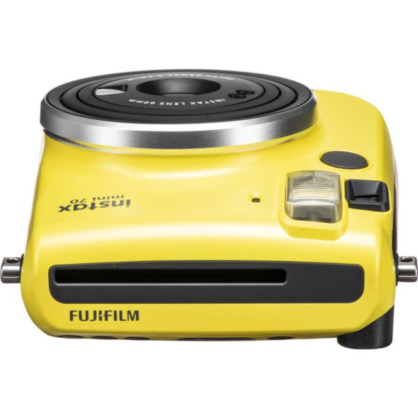 Fujifilm Instax mini 70 Yellow 8