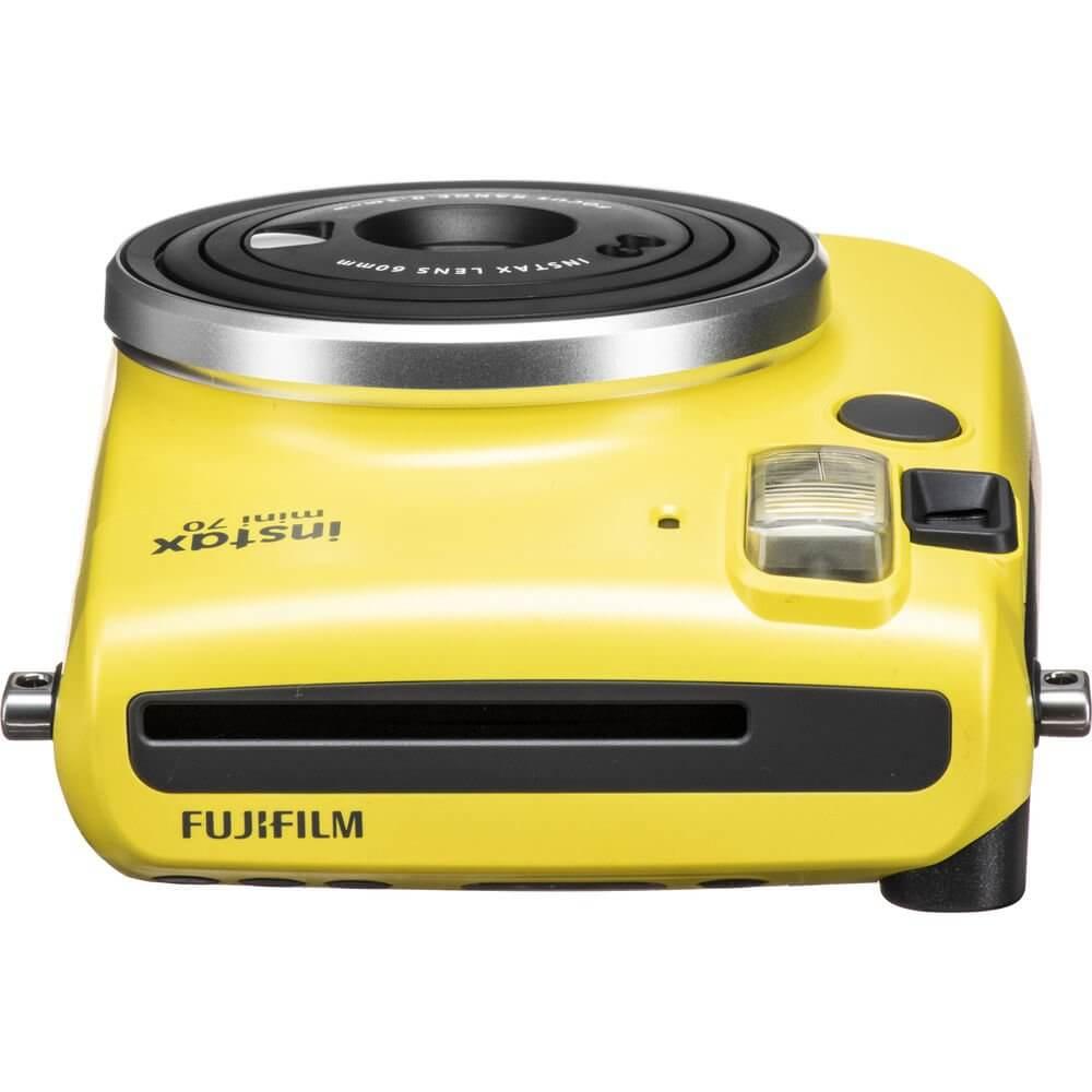 Fujifilm Instax mini 70 Yellow 8