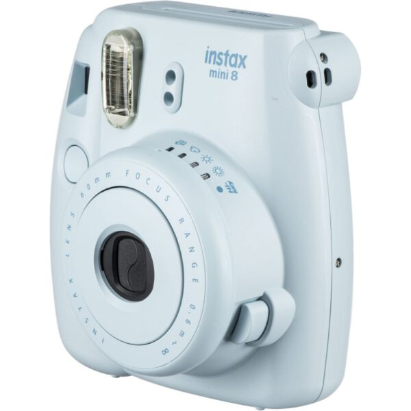 Fujifilm Instax mini 8 Blue 3