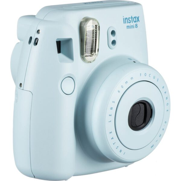 Fujifilm Instax mini 8 Blue 4