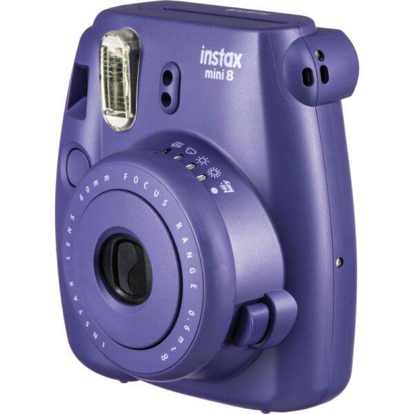 Fujifilm Instax mini 8 Grape 6