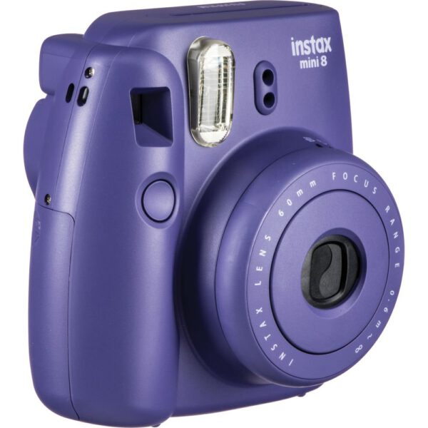 Fujifilm Instax mini 8 Grape 7