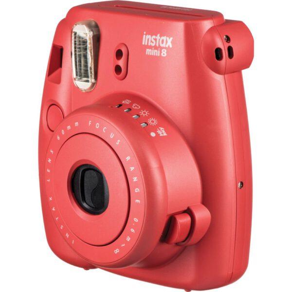 Fujifilm Instax mini 8 Raspberry 6