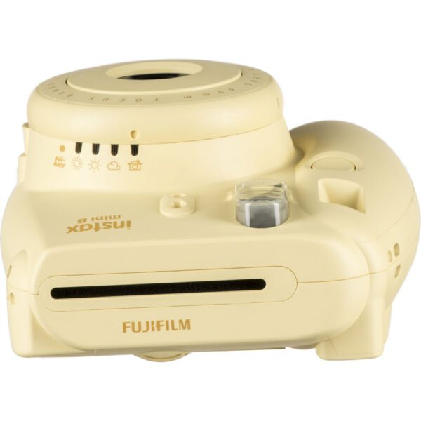 Fujifilm Instax mini 8 Yellow 5