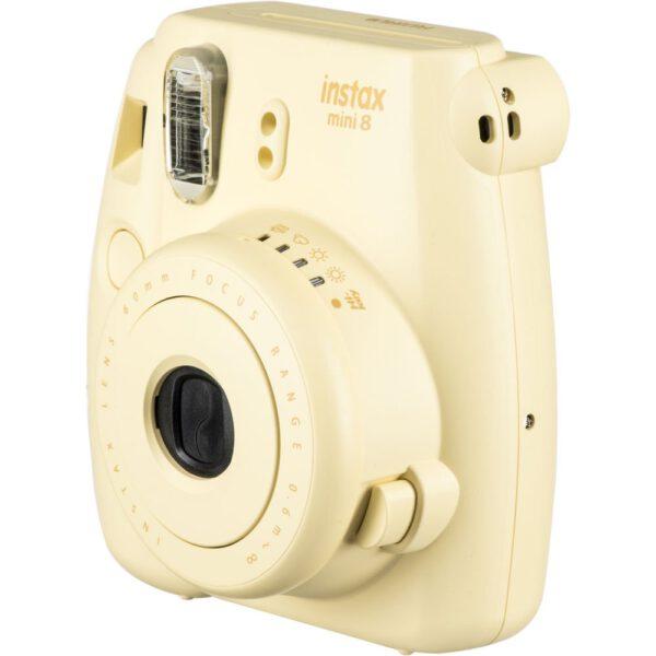 Fujifilm Instax mini 8 Yellow 7