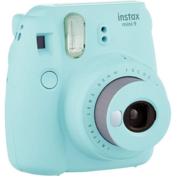 Fujifilm Instax mini 9 Gift Set Box Ice Blue 4