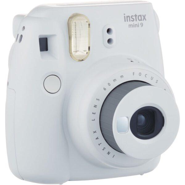 Fujifilm Instax mini 9 Gift Set Box Smoky White 4
