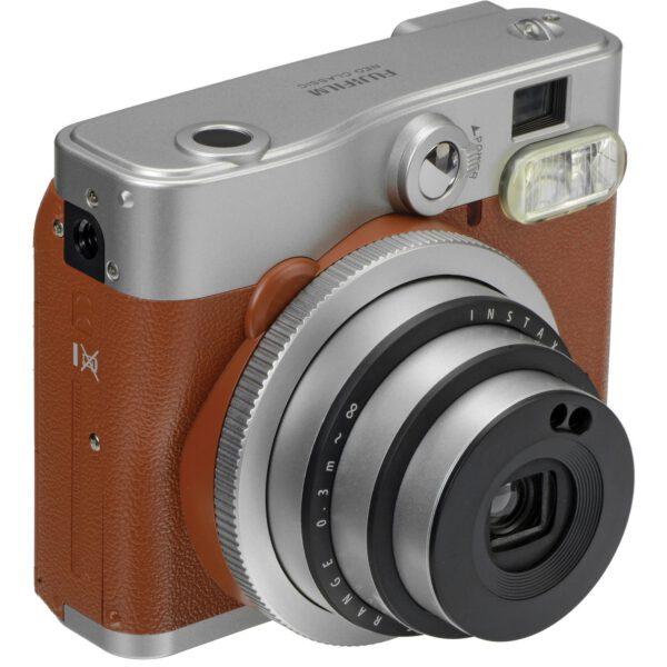 Fujifilm Instax mini 90 Neo Classic Urban Set Brown 2