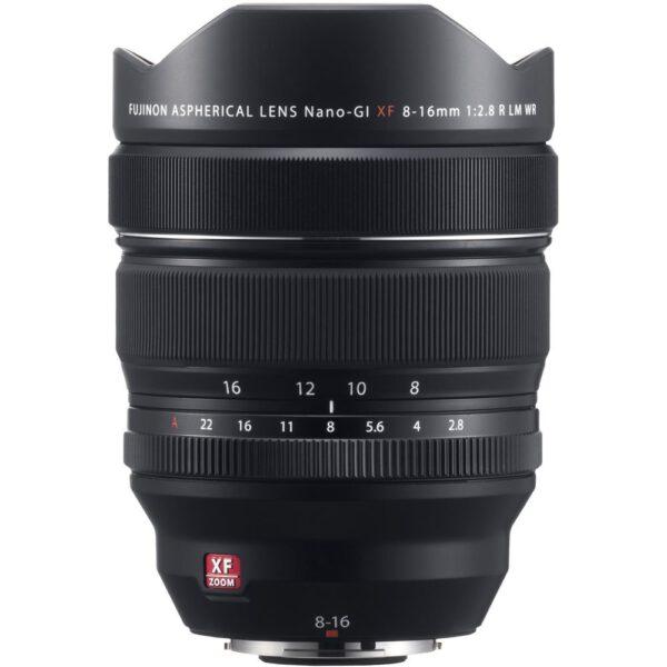 Fujifilm Lens XF 8 16mm F2.8 R LM WR ประกันศูนย์ 2